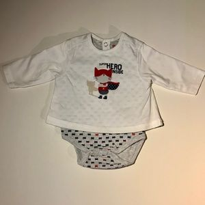 4 for $20. Free style mini onesie with sup…